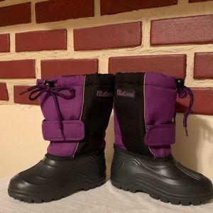LaCrosse Children's Felt Lined Winter Boots